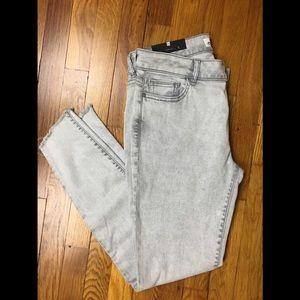Dl1961 emma smart denim grey jeans power leggings
